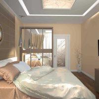moderna dzīvokļa gaiša interjera variants 65 kv.m foto