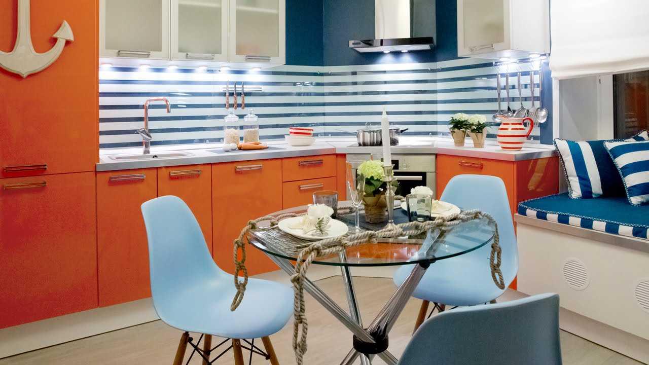 neparasta dzīvokļa dizaina variants ir 65 kv.m.