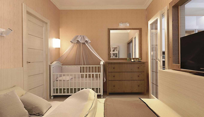 dzīvokļa skaista dekorācijas variants ir 65 kv.m.