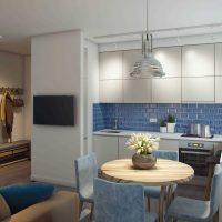 dzīvokļa skaista dekorācijas variants 65 kv.m foto