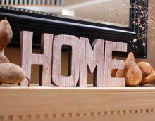 l'idée d'utiliser des lettres décoratives dans la conception d'une photo de chambre