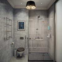 moderna vannas istabas interjera 6 kv.m foto versija