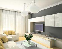 un exemple de salon lumineux de 19-20 m² image