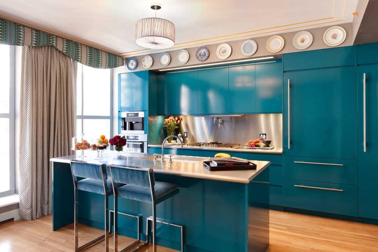 moderna dzīvokļa gaišā dekoru variants 65 kv.m platībā