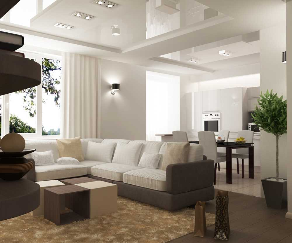 neparasta dizaina versija modernam dzīvoklim 65 kv.m.