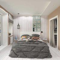 skaista dzīvokļa dekora piemērs 65 kv.m attēlam
