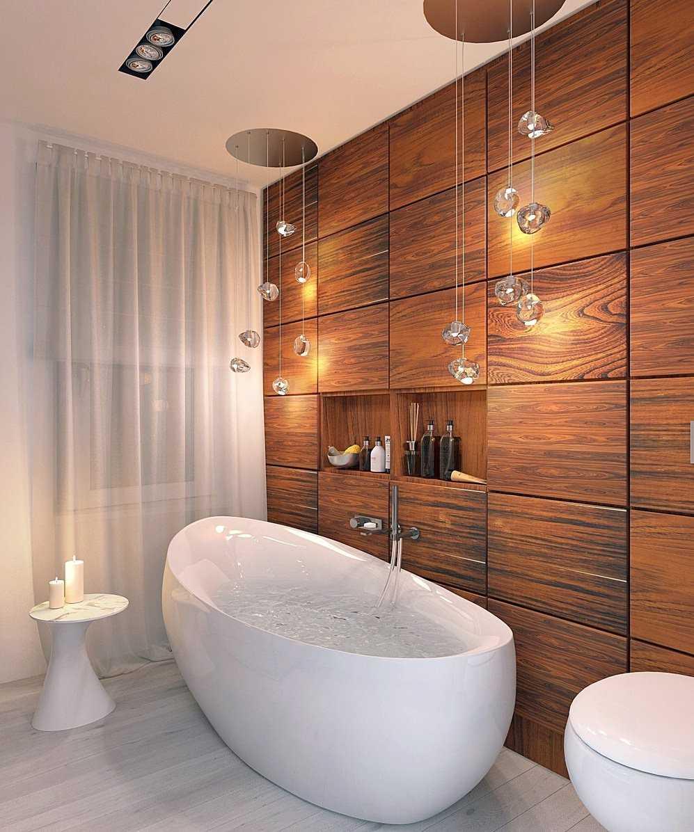 ideja par gaišu vannas istabas interjeru 6 kv.m platībā