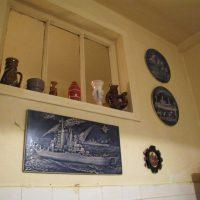 ideja par neparastu istabas stilu padomju stila attēlā