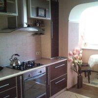 iespēja izmantot gaiša stila virtuves fotoattēlu