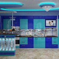 iespēja izmantot virtuves attēla skaisto stilu