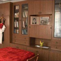 ideja par gaiša stila istabu padomju stila attēlā