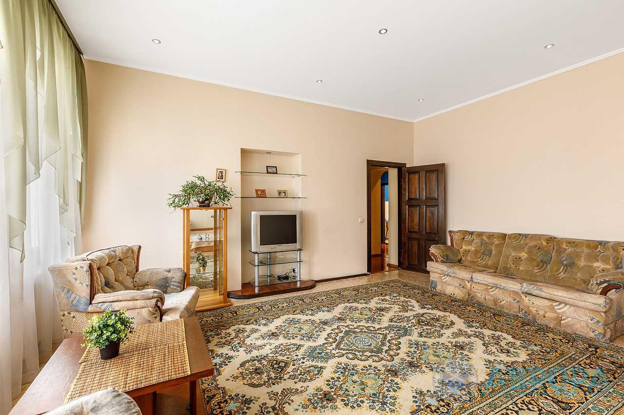 ideja par interesantu dzīvokļa interjeru padomju stilā