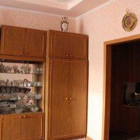 interesanta dzīvokļa dekora variants padomju stila attēlā