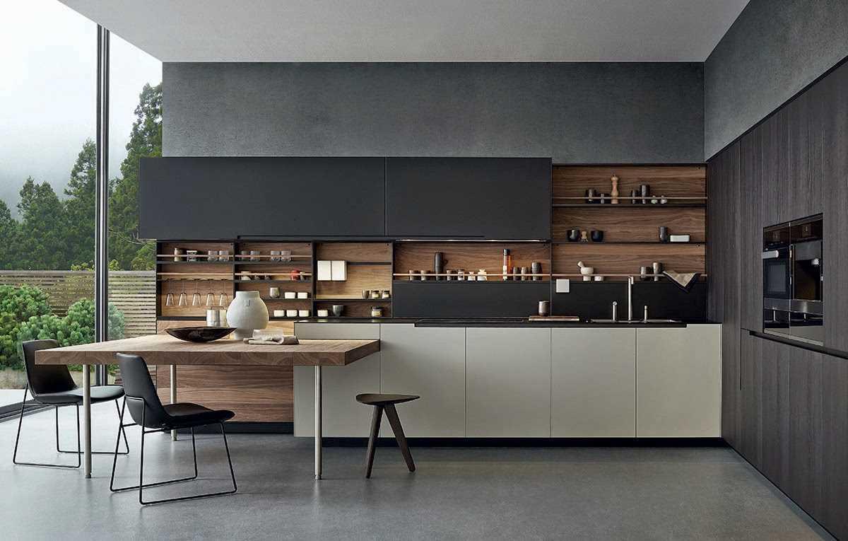 skaista virtuves stila piemērošanas piemērs