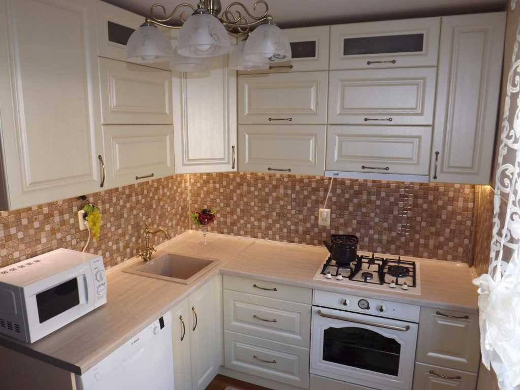 spilgta virtuves stila izmantošanas piemērs