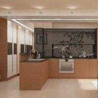 pieteikums virtuves attēla spilgtam stilam