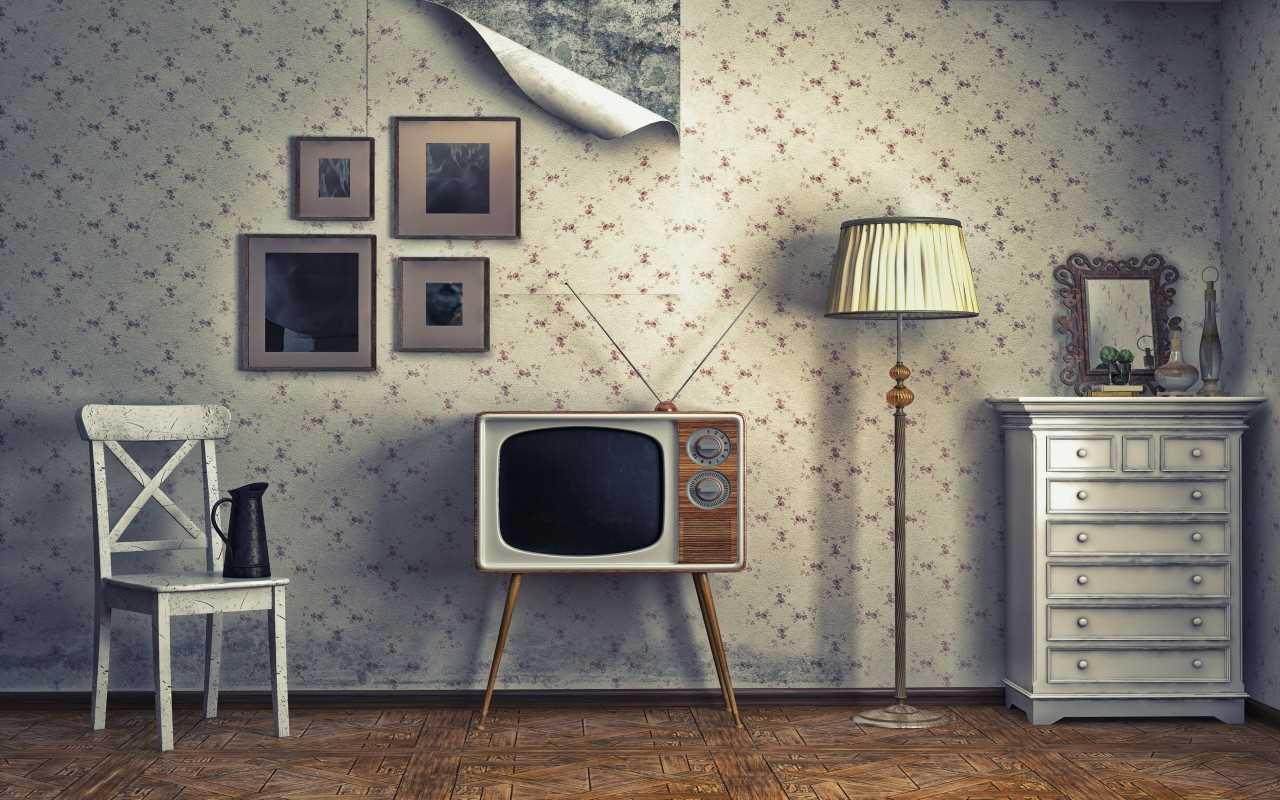 Ideja par spilgtu dzīvokļa dizainu padomju stilā