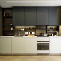 iespēja izmantot spilgtu virtuves dekoru attēlu