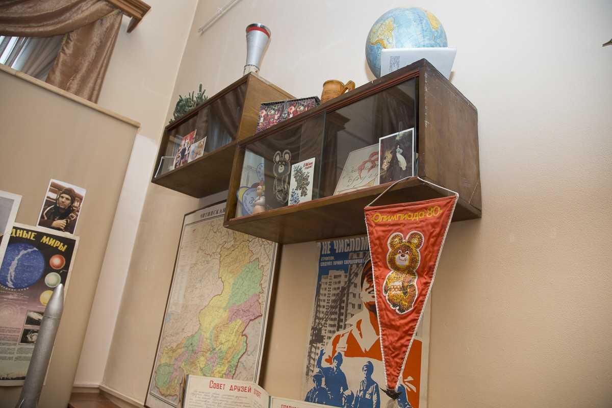 ideja par neparastu istabas stilu padomju stilā