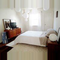 ideja par interesanta dzīvokļa stilu padomju stila attēlā