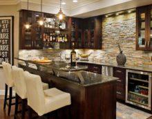 comptoir de bar en marbre