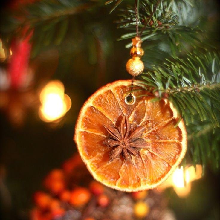 videi draudzīgi Ziemassvētku rotājumi