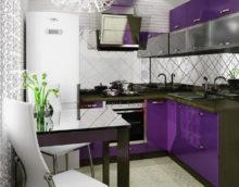 cuisine élégante 6 m²