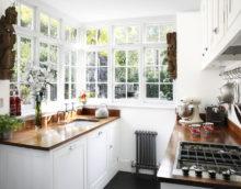 cuisine blanche 5 m²