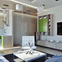 viesistabas dizains nelielā dzīvoklī