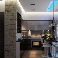 cuisines avec conduit de ventilation