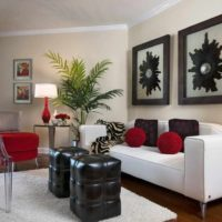 mēbeles nelielā dzīvoklī