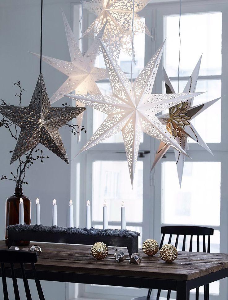 augsto tehnoloģiju Ziemassvētku dekors