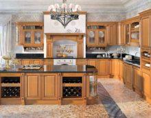 un exemple d'un décor insolite de cuisine dans une photo de style classique