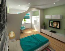 exemple d'une belle image de chambre de salon intérieur