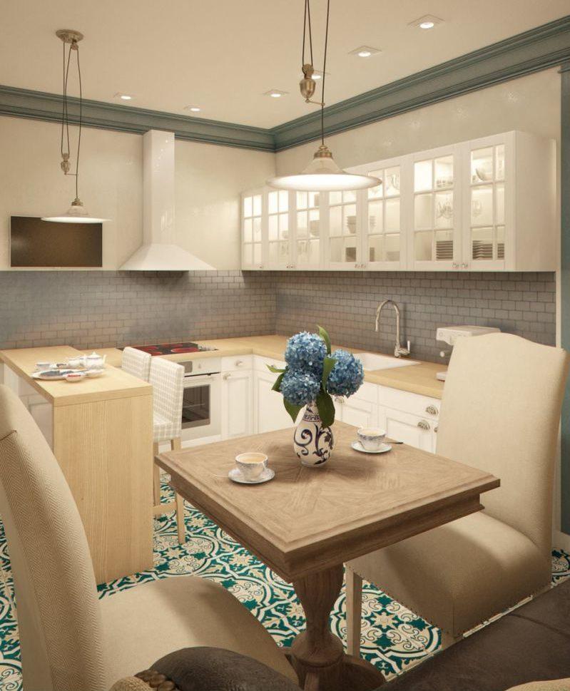 virtuve nelielā dzīvoklī