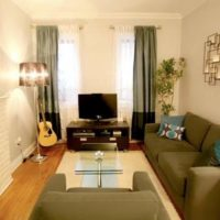 dizaina iespējas mazam dzīvoklim