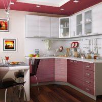 virtuves dizains ar logu 7 kv m