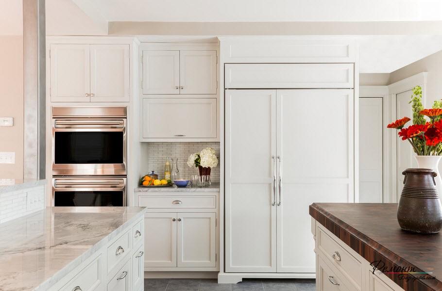 cuisine design 6 m² de couleurs vives