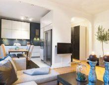studijas tipa dzīvokļa pārbūve