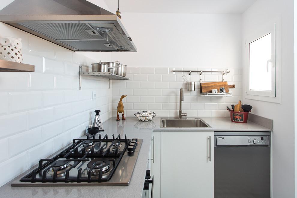 équipement de cuisine 6 m²
