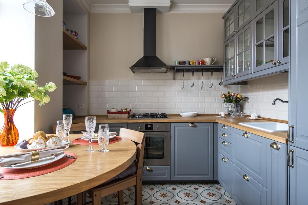suite dans la cuisine 6 m²