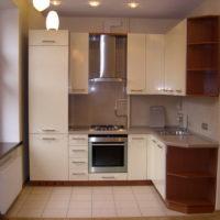 cuisine design 6 m² décoration