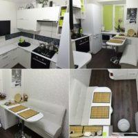 excellente cuisine design 6 m²