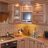 aménagement et design de la cuisine 6 m²