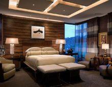 ceilings in the bedroom