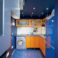 conception réfléchie de la cuisine 6 m²