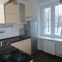 réparation et conception de la cuisine 6 m²