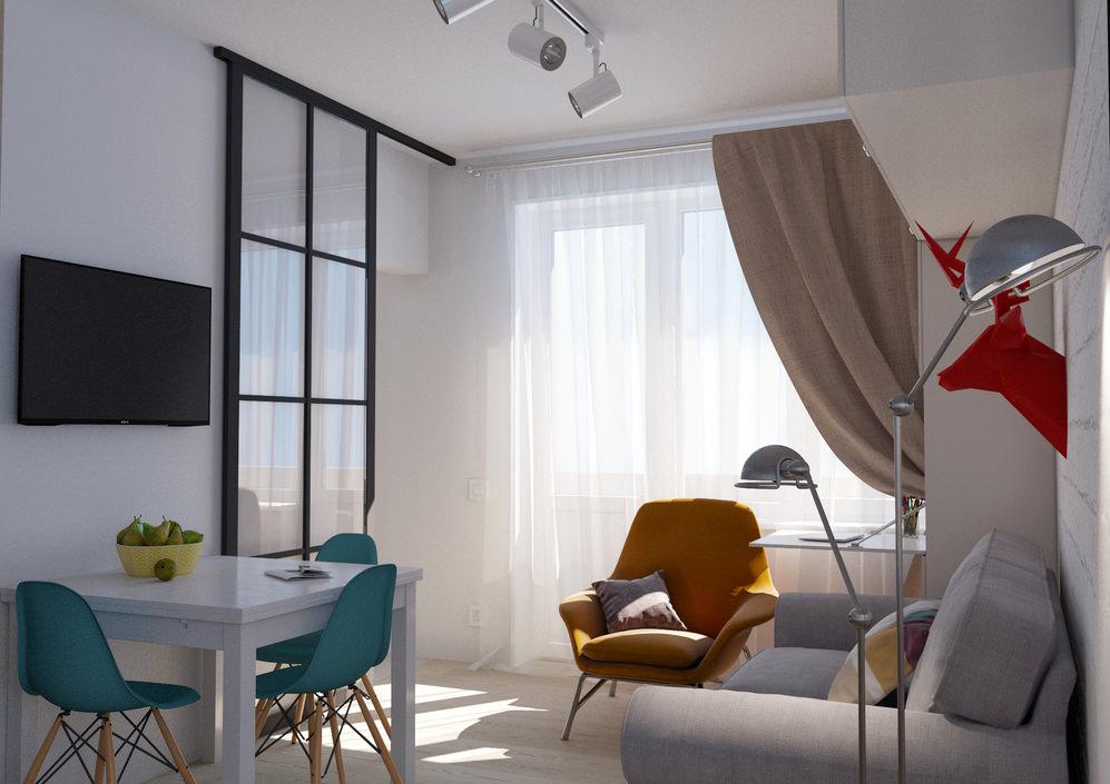 Appartement de 36 m²