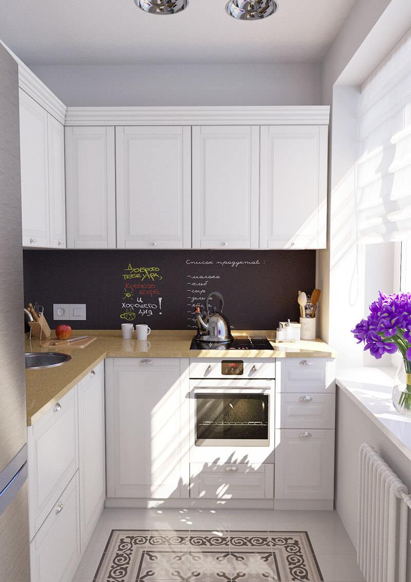 cuisine design appartement 36 m2