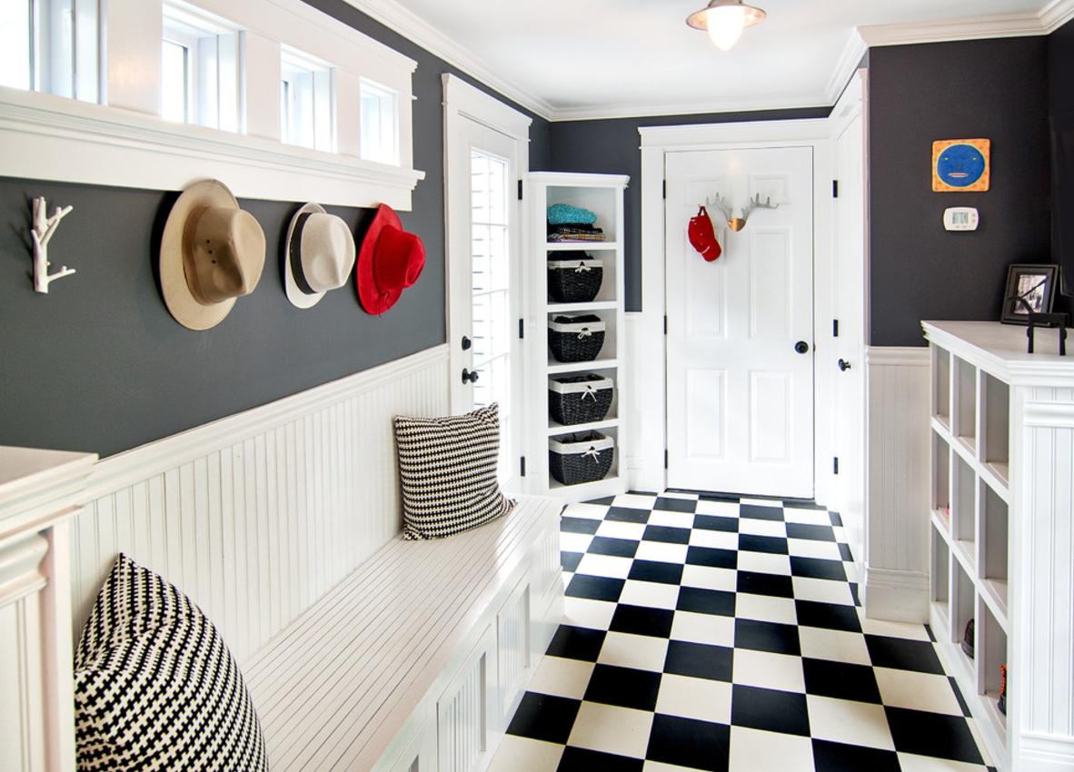 maza koridora dizains